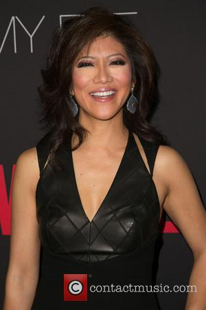 Julie Chen - Showtime's 2014 Emmy Eve Soiree at Sunset Tower Hotel - Arrivals - Los Angeles, California, United States...