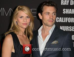 Claire Danes and Hugh Dancy - Showtime's 2014 Emmy Eve Soiree held at the Sunset Tower Hotel - Arrivals -...