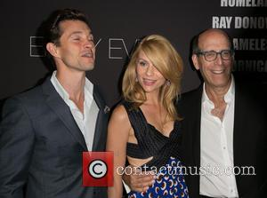 Hugh Dancy, Claire Danes and Matthew C. Blank - Showtime's 2014 Emmy Eve Soiree held at the Sunset Tower Hotel...