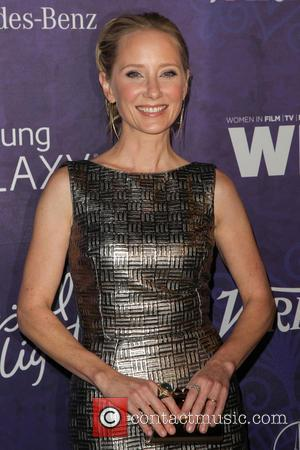 Anne Heche - Women in Film & Television Pre-Emmy Party with Variety at Gracias Madre - West Hollywood, California, United...