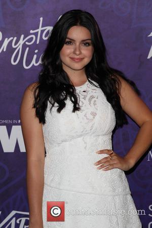 Ariel Winter - Women in Film & Television Pre-Emmy Party with Variety at Gracias Madre - West Hollywood, California, United...