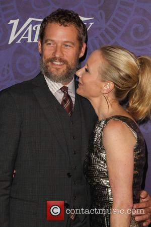 James Tupper and Anne Heche - Women in Film & Television Pre-Emmy Party with Variety at Gracias Madre - West...