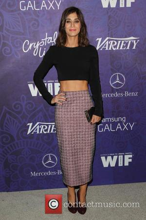 Lizzy Caplan - Women in Film & Television Pre-Emmy Party with Variety at Gracias Madre - West Hollywood, California, United...