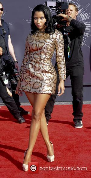 Nicki Minaj - Stars from the music industry took to the red carpet for the 2014 MTV Video Music Awards...