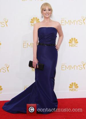 Melissa Rauch - 66th Primetime Emmy Awards held at The Nokia Theatre - Arrivals - Los Angeles, California, United States...