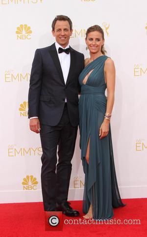 Seth Green and Alexi Ashe