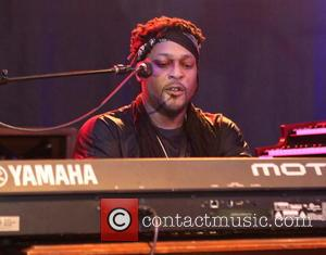D'Angelo - AfroPunk Festival 2014 at Commodore Barry Park - Day 2 - Performances - Brooklyn, New York, United States...