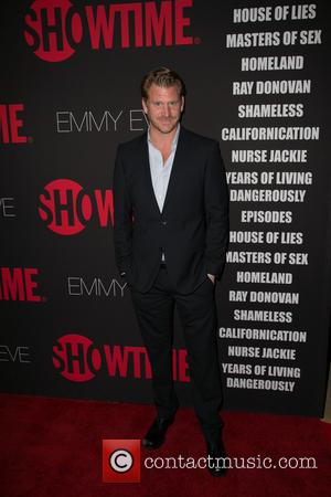 Dash Mihok - Showtime's 2014 Emmy Eve Soiree held at the Sunset Tower Hotel - Arrivals - Los Angeles, California,...