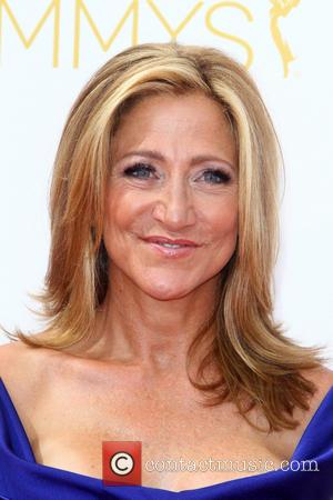 Edie Falco - A host of A list stars turned out for the 66th Annual Primetime Emmy Awards in Los...