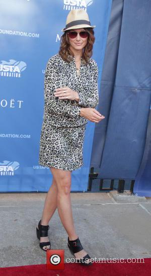 Bridget Moynahan - Stars including some of The Muppets and Alec Baldwin attended the opening rounds of the 2014 US...