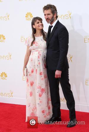 Amanda Peet - 66th Annual Primetime Emmy Awards - Arrivals - Los Angeles, California, United States - Monday 25th August...