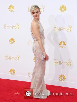 Taylor Schilling - 66th Annual Primetime Emmy Awards - Arrivals - Los Angeles, California, United States - Monday 25th August...