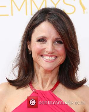 Julia Louis-Dreyfus - 66th Primetime Emmy Awards - Arrivals - Los Angeles, California, United States - Monday 25th August 2014