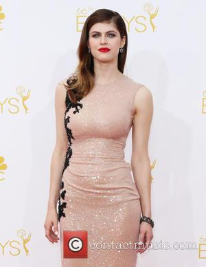 Alexandra Daddario - 66th Primetime Emmy Awards - Arrivals - Los Angeles, California, United States - Monday 25th August 2014