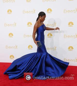 Keke Palmer - 66th Primetime Emmy Awards - Arrivals - Los Angeles, California, United States - Monday 25th August 2014