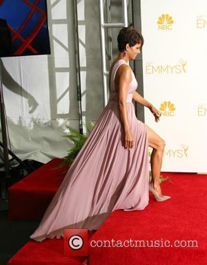 Halle Berry - Halle Berry in the 66th Primetime Emmy's...