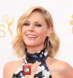 Julie Bowen - 66th Primetime Emmy Awards held at The Nokia Theatre L.A. Live. - Los Angeles, California, United States...