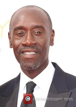 Don Cheadle - 66th Primetime Emmy Awards held at The Nokia Theatre L.A. Live. - Los Angeles, California, United States...