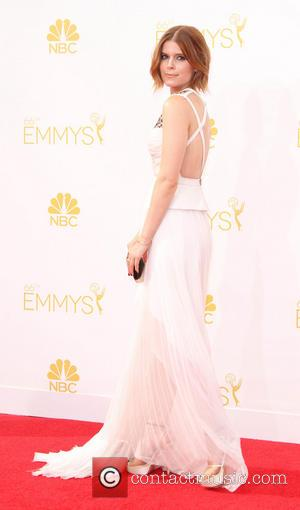 Kate Mara - 66th Primetime Emmy Awards held at The Nokia Theatre L.A. Live. - Los Angeles, California, United States...