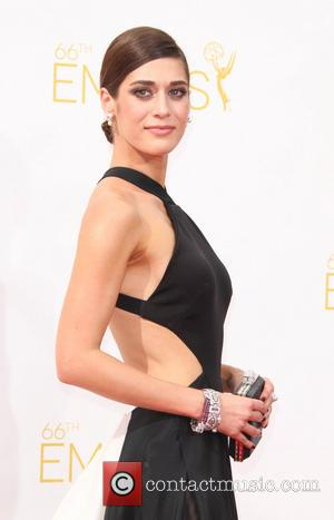 Lizzy Caplan - 66th Primetime Emmy Awards held at The Nokia Theatre L.A. Live. - Los Angeles, California, United States...