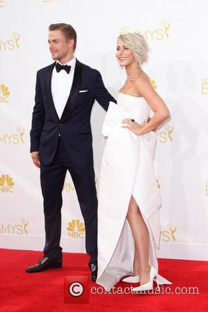Derek Hough and Julianne Hough