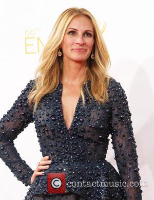 Julia Roberts - 66th Primetime Emmy Awards held at The Nokia Theatre L.A. Live. - Los Angeles, California, United States...