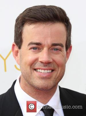 Carson Daly - 66th Primetime Emmy Awards at Nokia Theatre L.A. Live - Arrivals - Los Angeles, California, United States...