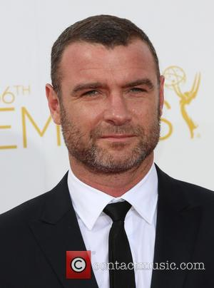 Liev Schreiber - 66th Primetime Emmy Awards at Nokia Theatre L.A. Live - Arrivals - Los Angeles, California, United States...