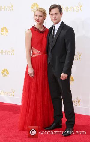 Claire Danes and Hugh Dancy - 66th Primetime Emmy Awards at Nokia Theatre L.A. Live - Arrivals - Los Angeles,...