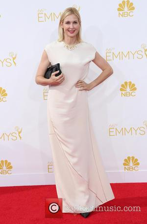 Kelly Rutherford - 66th Primetime Emmy Awards at Nokia Theatre L.A. Live - Arrivals - Los Angeles, California, United States...