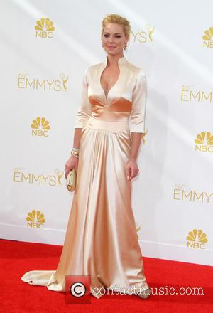 Katherine Heigl - 66th Primetime Emmy Awards at Nokia Theatre L.A. Live - Arrivals - Los Angeles, California, United States...
