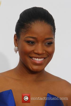 Keke Palmer - 66th Primetime Emmy Awards at Nokia Theatre L.A. Live - Arrivals - Los Angeles, California, United States...