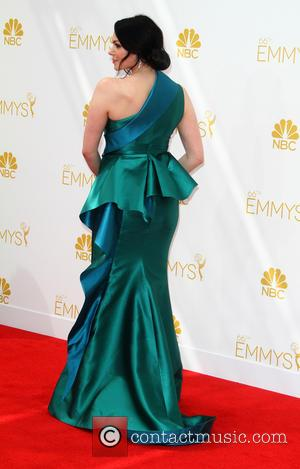 Laura Prepon - 66th Primetime Emmy Awards at Nokia Theatre L.A. Live - Arrivals - Los Angeles, California, United States...