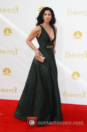 Sarah Silverman Took Pot to the Emmys. Obviously [Pictures]