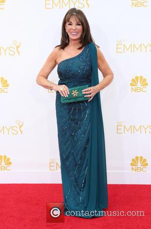 Kate Linder - 66th Primetime Emmy Awards at Nokia Theatre L.A. Live - Arrivals - Los Angeles, California, United States...