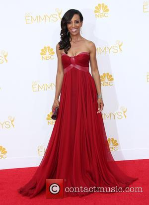 Shaun Robinson - 66th Primetime Emmy Awards at Nokia Theatre L.A. Live - Arrivals - Los Angeles, California, United States...