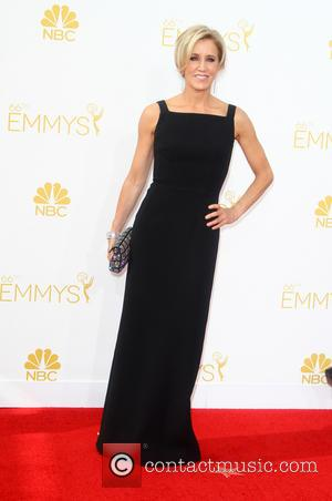 Felicity Huffman - 66th Primetime Emmy Awards at Nokia Theatre L.A. Live - Arrivals - Los Angeles, California, United States...