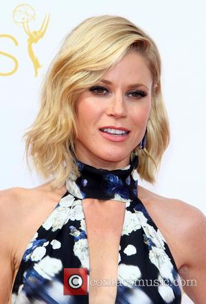 Julie Bowen - 66th Primetime Emmy Awards at Nokia Theatre L.A. Live - Arrivals - Los Angeles, California, United States...