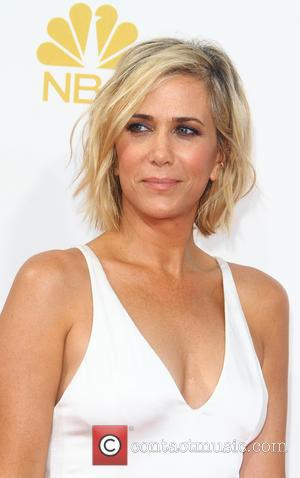 Kristen Wiig - 66th Primetime Emmy Awards at Nokia Theatre L.A. Live - Arrivals - Los Angeles, California, United States...