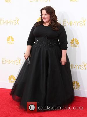 Melissa McCarthy - The 66th Primetime Emmy Awards held at Nokia Theatre L.A. Live - Arrivals - Los Angeles, California,...