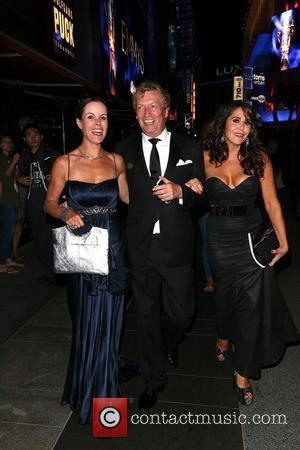 Nigel Lythgoe - 66th Primetime Emmy Awards - Departures - Downtown Los Angeles, California, United States - Monday 25th August...