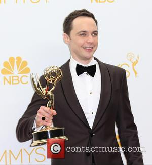Jim Parsons - The 66th Primetime Emmy Awards at the Nokia Theatre - Pressroom - Los Angeles, California, United States...