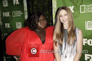 Gabourey Sidibe and Taissa Farmiga - A host of A-list stars attend Fox's 2014 Emmy Award Nominee Celebration at Vibiana,...