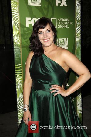 Allison Tolman - Fox's 2014 Emmy Award Nominee Celebration at Vibiana - Arrivals - Los Angeles, California, United States -...