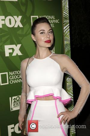 Dasha German - Fox's 2014 Emmy Award Nominee Celebration at Vibiana - Arrivals - Los Angeles, California, United States -...