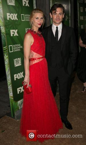 Claire Danes and Hugh Dancy - Fox's 2014 Emmy Award Nominee Celebration at Vibiana - Arrivals - Los Angeles, California,...