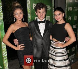 Sarah Hyland, Nolan Gould and Ariel Winter - Fox's 2014 Emmy Award Nominee Celebration at Vibiana - Arrivals - Los...