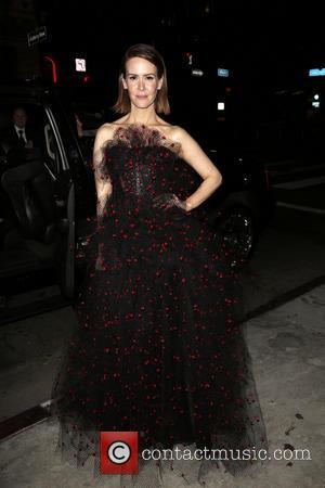 Sarah Paulson - Fox's 2014 Emmy Award Nominee Celebration at Vibiana - Arrivals - Los Angeles, California, United States -...