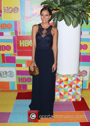 Renee Bargh - HBO's 66th Annual Primetime Emmy Awards After Party - Arrivals - West Hollywood, California, United States -...