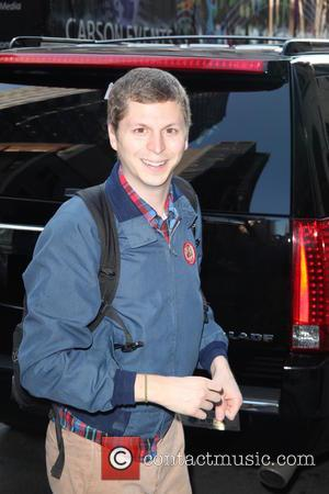 Michael Cera - Celebrities including star of Superbad and Arrested Development Michael Cera and American country singer-songwriter Lyle Lovett at...